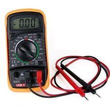 200mA / 250V / Digital Voltmetro Amperometro Ohmmeter LCD MULTIMETRO VOLT AC DC Tester