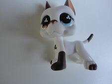 LPS Littlest Pet Shop 577  Great Dane DOG Blue Eye / Brown  CHIEN DANOIS B