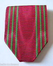 BELGIQUE: ruban NEUF plié pour la croix de guerre 39 / 45.