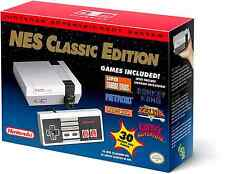 Nintendo NES Classic Edition Console with 30 Games - Brand New ! Fast Shipping
