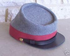 Confederate Artillery Kepi, Civil War Hat, US Made, New