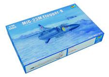 Trumpeter 9362853 MiG-23M Flogger-B 1:48 Kampfflugzeug Modellbausatz