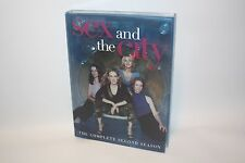 Sex and the City The complete second season  3 dvd