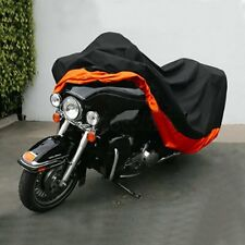 XXL Motorcycle Cover Waterproof Outdoor Rain Dust UV Scooter Motorbike Protector
