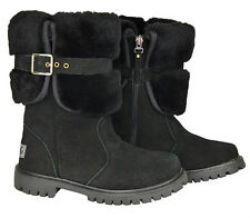 Zip Flat (0 to 1/2 in.) Mid-Calf Boots for Women
