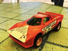 Slot Scalextric LANCIA STRATOS REF.4055/4065 MARLBORO  Made In Spain