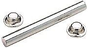 NEW SEACHOICE 1/2  O.D. SHAFT FOR 4  ROLLER SCP 55721