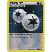 Energy Colorless Pokémon Individual Cards