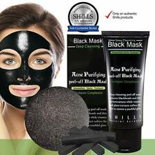 Acne Purifying Charcoal Peel-off Black Mask Deep Pore cleansing Blackhead Remove