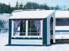 "DWT-Vorzelt""Cortina II"" Gr.05, blau, Ganzjahresvorzelt,NEU/OVP"