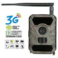 Trail Game Hunting Camera MMS 3G GPRS Farm Cam HD1080P S880G For Android IOS