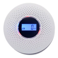2in1 Combination Carbon Monoxide and Photoelectric Smoke Detector Alarm RH-512 @
