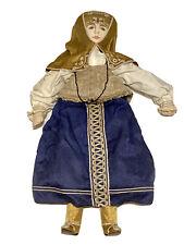"New ListingRussian Handmade Artisan Doll Our Dolls Alexandra Koukinova Vasilisa 28"""