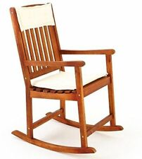 Oak Rocking Chairs