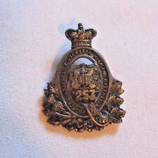 Canada WW1 253rd Infantry Battalion Queens University Badge Kinnear & Desterre