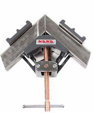 KAKAIND AC-60 Angle Clamp, 90 Degree Cast-Iron, Light Weight Angle Clamp Vice