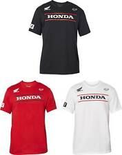 Fox Racing Honda T-Shirt - Short Sleeve Graphic Tee Mens MX Motocross ATV