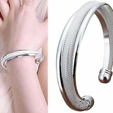 Unbranded Silver Plated Cuff Costume Bracelets