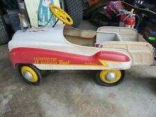 "Original Paint Murray 1950""s Pedal Car Fire depth ball Bearing original"