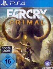 Playstation 4 Far Cry Primal Deutsch Neuwertig