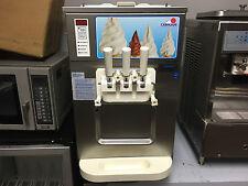 Carpigani Uc 1131/G Frozen Yogurt, Ice Cream, Gelato Two Flavor W/ Twist Machine