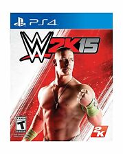 WWE 2K15 - PlayStation 4 Disc Standard Free Shipping