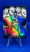 JAMES WISEMAN - ROOKIE -  2020/21 Panini Certified Basketball - WARRIORS - #29