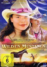 DVD NEU/OVP - Das Geheimnis des wilden Mustangs - Miranda Cosgrove & Fred Ward