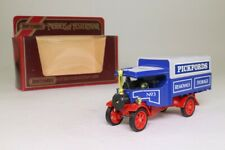 Models of Yesteryear Y-27/1; 1922 Foden Steam Wagon; Pickfords; Excellent Boxed
