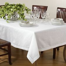 Solid Oblong Table Linen Sets