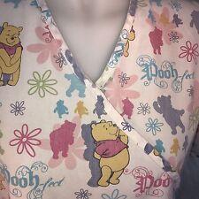 Winnie the Pooh Scrub Wonderful World of Disney Cross body Small Tie Back Pooh