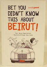 Warren Singh-Bartlett - Bet You Didn't Know This About Beirut! - med PB EXC