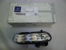 Genuine Mercedes-Benz - SLK & SL RH Mirror Indicator Lamp A1718200421 NEW