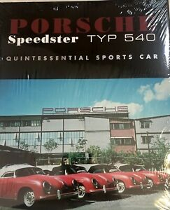 PORSCHE SPEEDSTER Speedster Typ 540: Quintessential Sports Car
