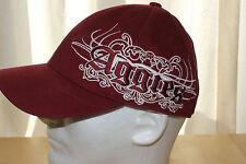 Texas A&M Aggies Football Adidas Flexfit Baseball Cap Trucker Biker Hat Sz L/XL