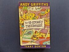 | @Oz |  THE 52-STOREY TREEHOUSE By Andy Griffiths (2015), SC
