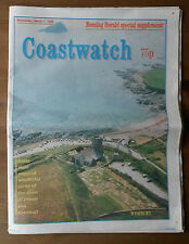 Coastwatch Plymouth's Evening Herald Special Supplement Newspaper, 1 March 1995