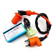 Ignition Coil CDI For Dirt Pit Bike ATV 50cc 125cc 150cc Moped Scooter