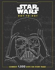 Star Wars Dot-To-Dot: Connect 1000 Dots on Every Page (Paperback or Softback)