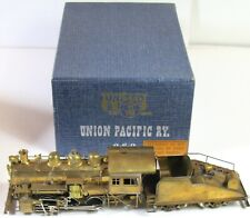 UNION PACIFIC  0-6-0 Early United PFM Probably Never Run HO Brass