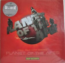 Planet Of The Apes Soundtrack Jerry Goldsmith Japan LP 1997 CPJ8-1006 Insert