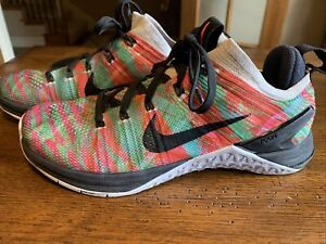 Nike Metcon DSX Flyknit WOD Paradise CrossFit Athletic Shoes Size Men's 5.5