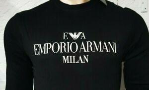 Emporio Armani Men's  Sweatshirt  (Milan)