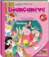 Libri Magiche Fiabe - Biancaneve (Libro+Dvd)