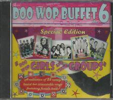 DOO WOP BUFFET - CD -  Vol. 6 - BRAND NEW