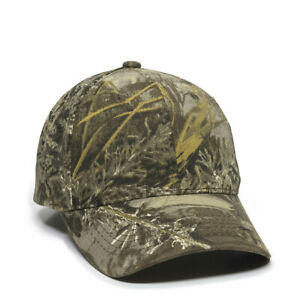 Realtree Hunting Structured Baseball Style Hat, Max-1 XT Camo, Adult Adjustable