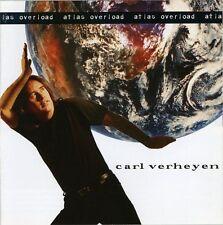Atlas Overload by Carl Verheyen Audio CD Aug-2000, Provo... NEW