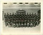 1938 Pre-WW2 USMC Photo 2nd Bn 5th Marine Regiment 1st Bde Quantico Dress Blues
