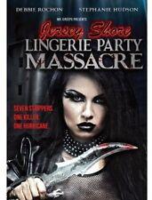 Jersey Shore Lingerie Party Massacre DVD Region 1