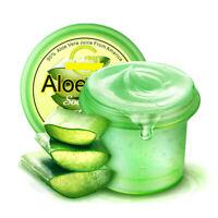 Aloe Vera Gel Face Moisturizer Anti Wrinkle Cream Acne Scar Whitening Ski PLU